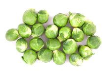 Free Brussel Sprouts Stock Photos - 17223203