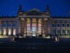 Free Reichstag Stock Image - 17223601