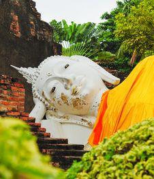 Free Buddha Stock Photography - 17224922