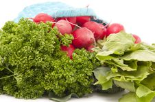 Free Fresh Vegetables Royalty Free Stock Photography - 17225527