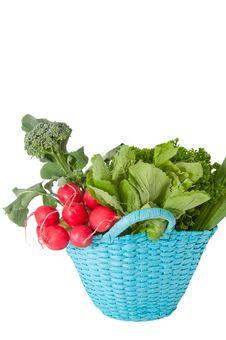 Free Fresh Vegetables Stock Image - 17225621