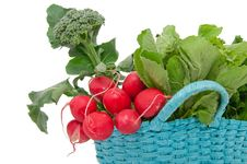 Free Fresh Vegetables Royalty Free Stock Images - 17225669