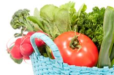 Free Fresh Vegetables Stock Photography - 17225742