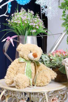 Free Teddy Bear Stock Image - 17225811