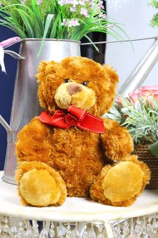 Free Teddy Bear Stock Images - 17225824