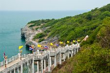 Free Seaside View At Srichang Island Royalty Free Stock Image - 17226026