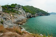 Free Seaside View At Srichang Island Royalty Free Stock Photos - 17226178