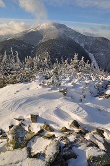 Free Winter In Mountains Stock Photos - 17226333