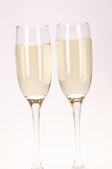 Free Champagne And Party Royalty Free Stock Images - 17227089