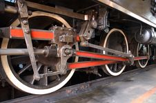 Free Railway Steam Locomotive Stock Image - 17227711