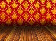 Free Art Wall Pattern Stock Photography - 17228542