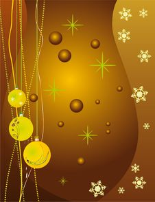 Free Christmas Background Stock Images - 17228584