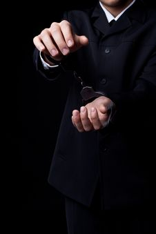 Free Business Crime Stock Photo - 17229140