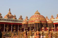 Indian Art Work Royalty Free Stock Photos