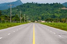 Free Road In Country Stock Photos - 17229553
