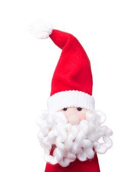Free Santa Claus Royalty Free Stock Photos - 17229848