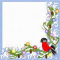 Free Christmas,New Year Frame. Royalty Free Stock Photography - 17230117