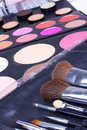 Free Professional Make-up Tools Stock Photos - 17236813
