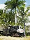 Free Steam Locomotive,, Cuba Royalty Free Stock Image - 17236966