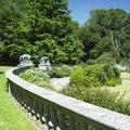 Free Curraghmore House Garden Stock Photography - 17237292