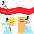 Free Christmas Banner Set Stock Photos - 17237383