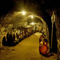 Free Wine Cellar Stock Photography - 17238052
