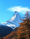 Free Matterhorn Mountain Royalty Free Stock Photos - 17239658