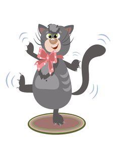 Free Crazy Cat Stock Photos - 17230023
