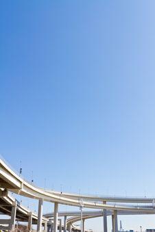 Free Highway Bridge Background Stock Photography - 17230562