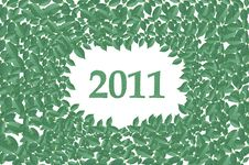 Free New Year 2011 Royalty Free Stock Photography - 17231007