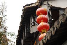 Free Shanghai Lantern Stock Photos - 17231203