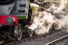 Free Steam Train Stock Image - 17231581