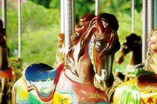 Free Carousel Stock Photo - 17231920