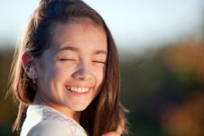 Free Young Teenager Portrait Stock Photos - 17233333