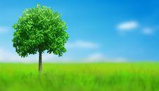 Free Landscape Royalty Free Stock Image - 17234336