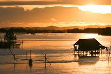 Free Fisherman Lifestyle Stock Photography - 17234382