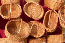 Free Baskets Royalty Free Stock Photos - 17235138