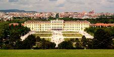 Free Schonbrunn Palace, Vienna, Austria Royalty Free Stock Photos - 17235218
