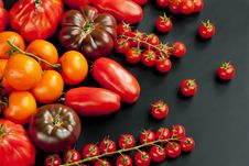 Free Tomatoes Stock Image - 17236461