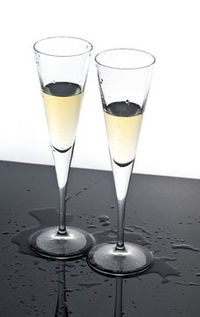 Free Champagne Royalty Free Stock Images - 17236729