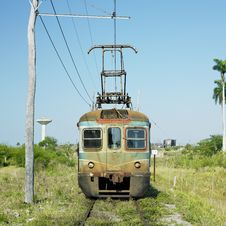 Free Hershey Electric Railway, Cuba Royalty Free Stock Photography - 17236967