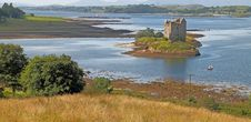 Free Castle Stalker Royalty Free Stock Photo - 17236995