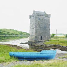 Free Rockfleet Castle Stock Photography - 17237202