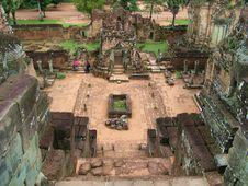 Free Angkor Ruins Stock Photo - 17237230