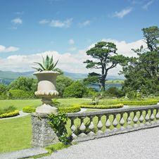 Free Bantry House Garden Stock Image - 17237251