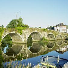 Free Bridge, Graiguenamanagh Stock Photos - 17237273