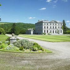 Free Curraghmore House Royalty Free Stock Image - 17237296