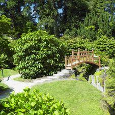 Free Japanese Garden Stock Images - 17237354