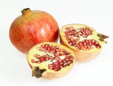 Free Pomegranates Stock Photo - 17237740