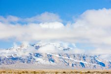 Free Winter Mountains Stock Photography - 17238102